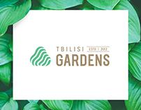 Tbilisi Gardens - Brand identity