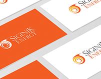 Branding: Siginik Energy