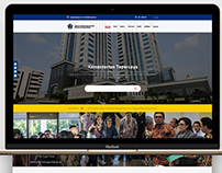 Ministry of Finance Indonesia (Website Project)