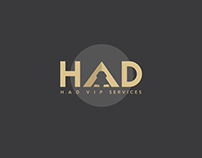 H.A.D VIP Services | Visual Identity
