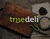 TrueDeli Branding