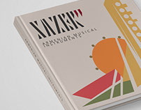 Booklet (XAZER armenian musical instruments)