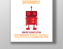 General Education Promotion | Poster Design