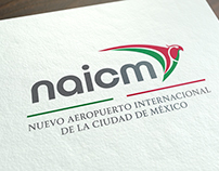 Mexico City New Airport Logotype