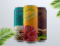 Tropicool natural drinks