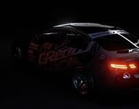 BMW 3 E92 Coupe   CGI
