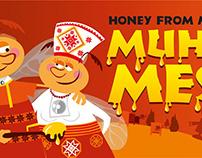 Honey from Muhu / Muhu Mesi