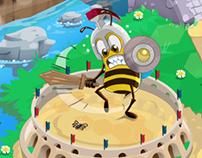 Roman Bees