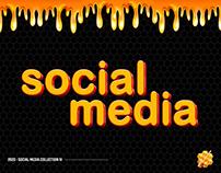 Social Media Collection - 4
