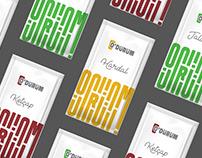 O'Dürüm - Branding