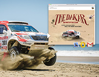 Toyota Dakar Email