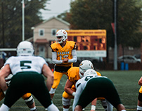 Gannon Football v Mercyhurst