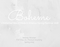 Boheme Spring/Summer 2016: Product Sourcing FSH_ 634