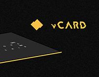 vCard // UI DESIGN