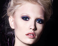 BLUE FOR YOU / MAKE-UP TRENDY, NO. 4/2014