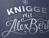 Knigge mit Alex Bork
