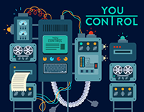 Illustrations for YouControl
