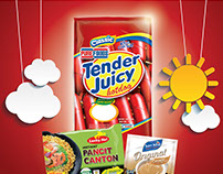 Tender Juicy Collaterals