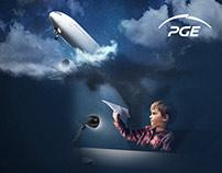 PGE - Dajemy energię - Ty nadajesz jej kształt