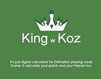 "King w Koz ""Mobile app"""