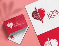 Dona Portuguesa - Logo Design