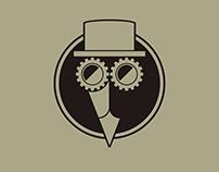 HOOKAH - steampunk (logo) ©