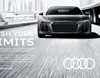 Audi Education Program (AEP) Promotion Materials