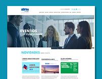 Abreu Events - Website