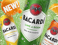 Bacardi Natural Flavor