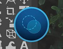 GIMP Icon for Rainier UI