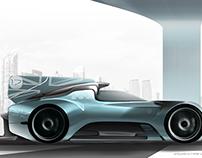 Jaguar D-type Vision