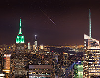Three Great Places to Stargaze in New York