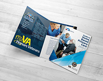 VA Health Care Program Marketing Material