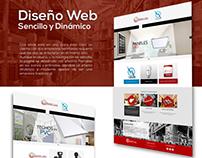 Diseño Web - Sitios Sencillos