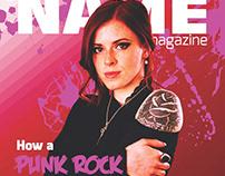 NAME (faux) Magazine