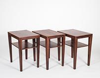 "tables, chevet ""kaly"""
