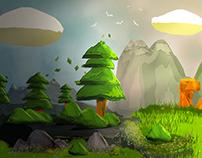 2D-Background