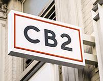 CB2 Logotype