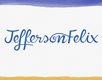 Identidade Visual - Jefferson Felix (Cantor)