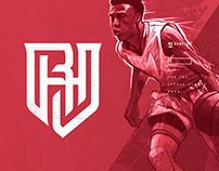 RJ Hampton | Athlete Brand Identity
