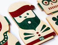 Agency Self-promo: Holiday Sleds