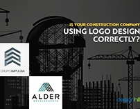 Is Your Construction Company Using Logo Correctly?