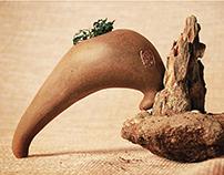 Reusability of Mudslides in Ceramic Design