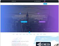 Разработка веб-дизайна для CROWDCLUB