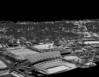 LIDAR Scan of Clemson University