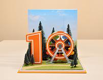 Oranjebitter 2018 - 10 jaar!