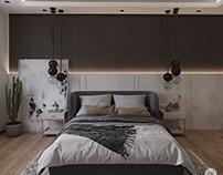Modern Bedroom Design #8 KW