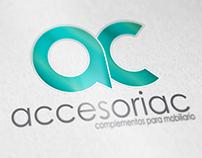 Diseño de marca para Accesoriac