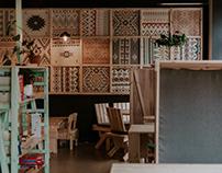 DYWAN KAWA cafe interior