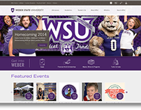 Weber State Homecoming 2015